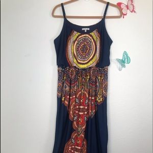charlotte russe size M Maxi for the inner hippie